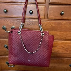 Etienne Aigner - Cara Quilted Leather Tote
